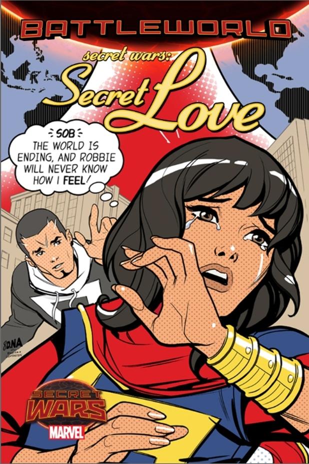 Secret Wars Secret Love