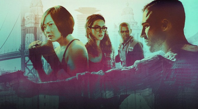 Elsewhere: Sense8 and Humanity in Storytelling