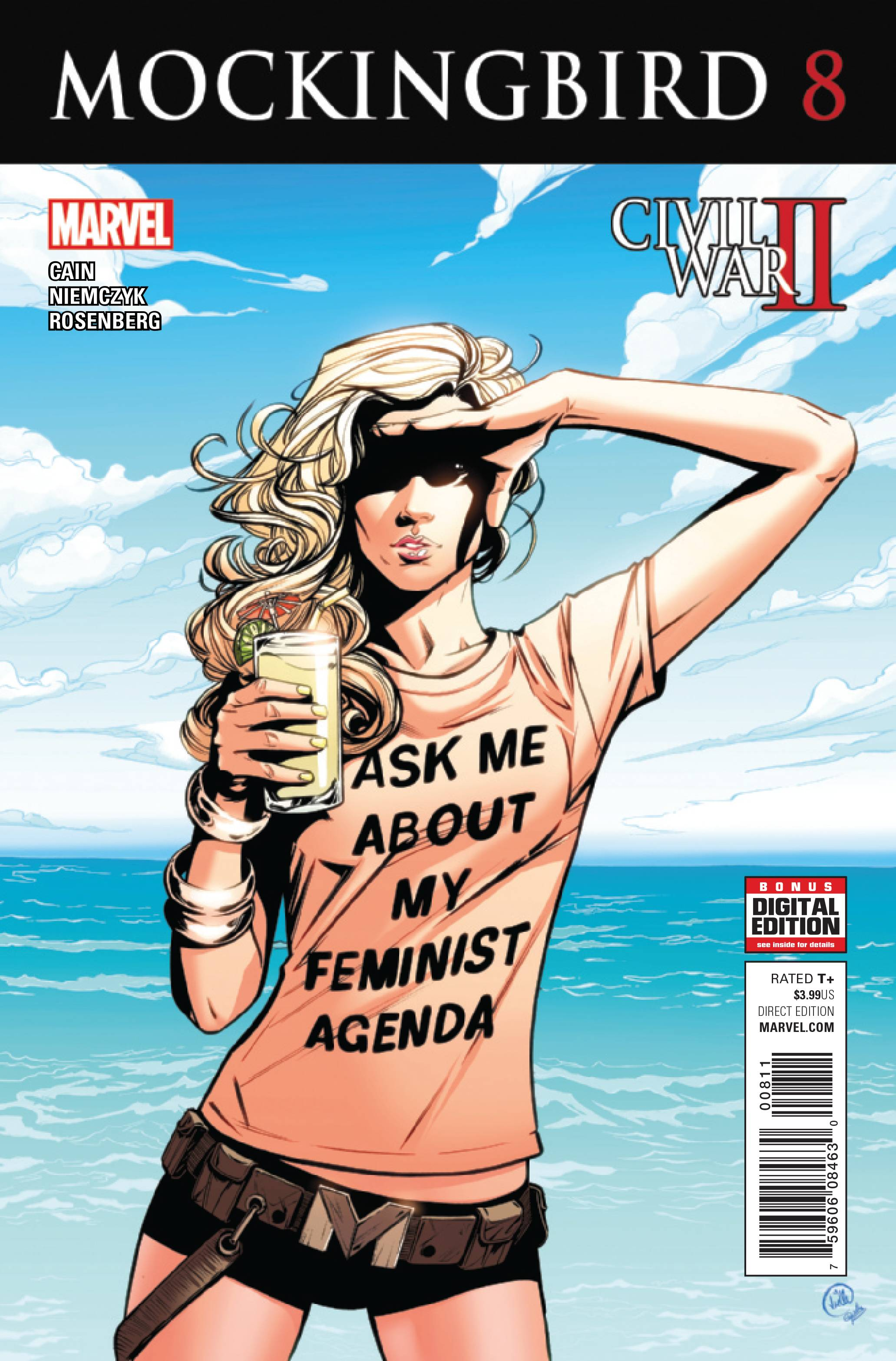 Hopeful and Empowering Comics (Or) Take That, Patriarchy!