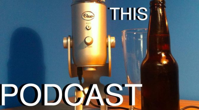 Pod People // Brandon on Drink This Podcast